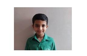 Arnav Pusalkar – Class 2C