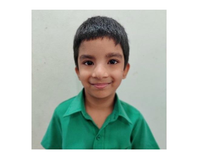 Kahan Kumar – Class 2D