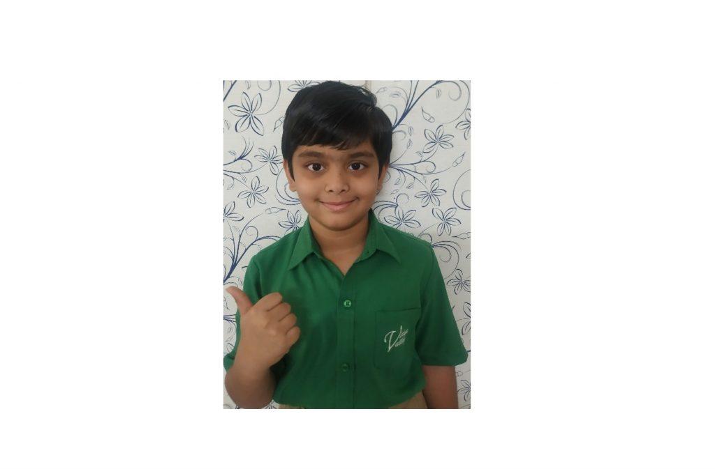 Rajat Jadhav – Class 2C